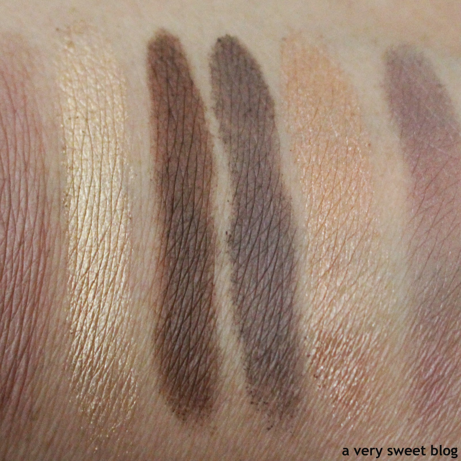 Makeup Revolution Death by Chocolate Eyeshadow Review and Swatches ...