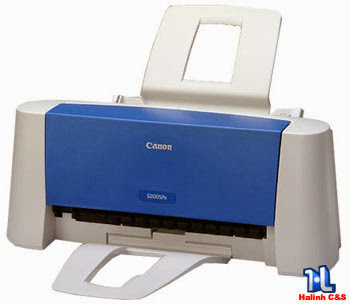 download Canon S200SPx Inkjet printer's driver