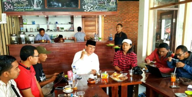 Nasaruddin Tegaskan Netral Untuk Pilkada Aceh Tengah