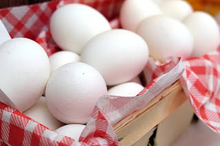 avoid these foods after eating eggs