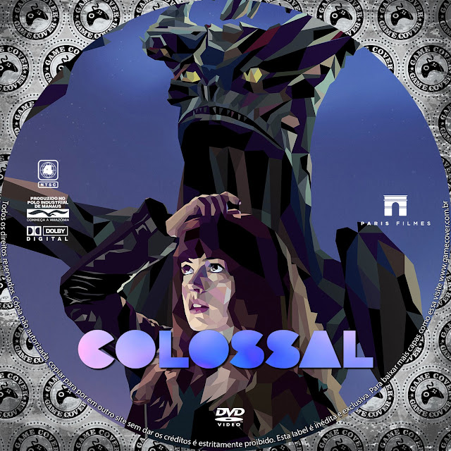 Label DVD Colossal [Exclusiva]
