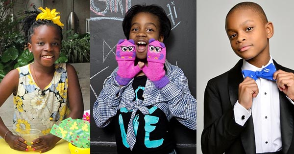 Young Black Entrepreneurs, Successful at Age 10