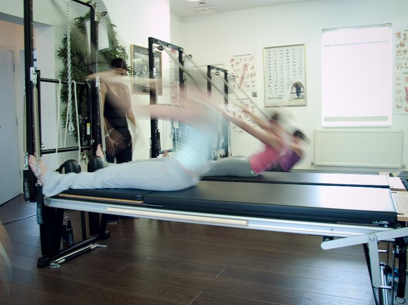 Yoga hook up
