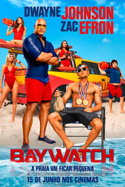Capa Baywatch Torrent 720p 1080p 4k Dublado Baixar
