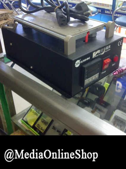 alat servis hp mesin pemisah pembuka touchscreen