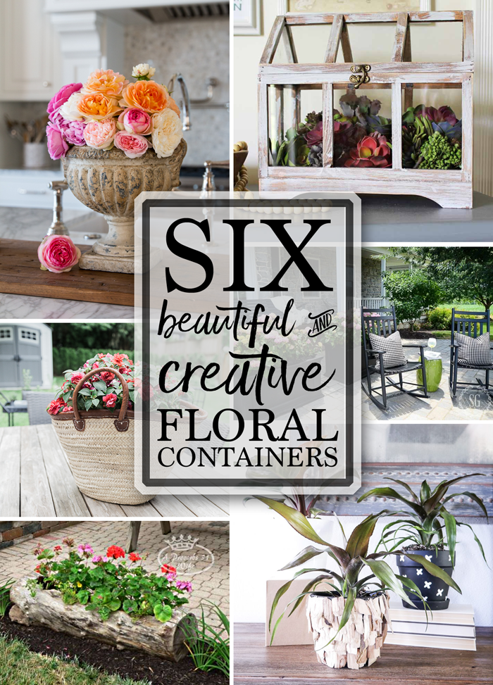 Floral Containers