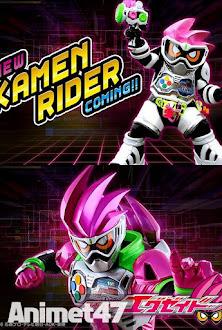 Kamen Rider Ex-Aid - Siêu Nhân 2016 Poster