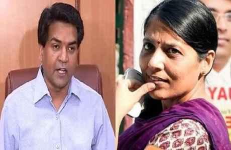 kapil-mishra-strong-reply-to-sunita-kejriwal-over-corruption
