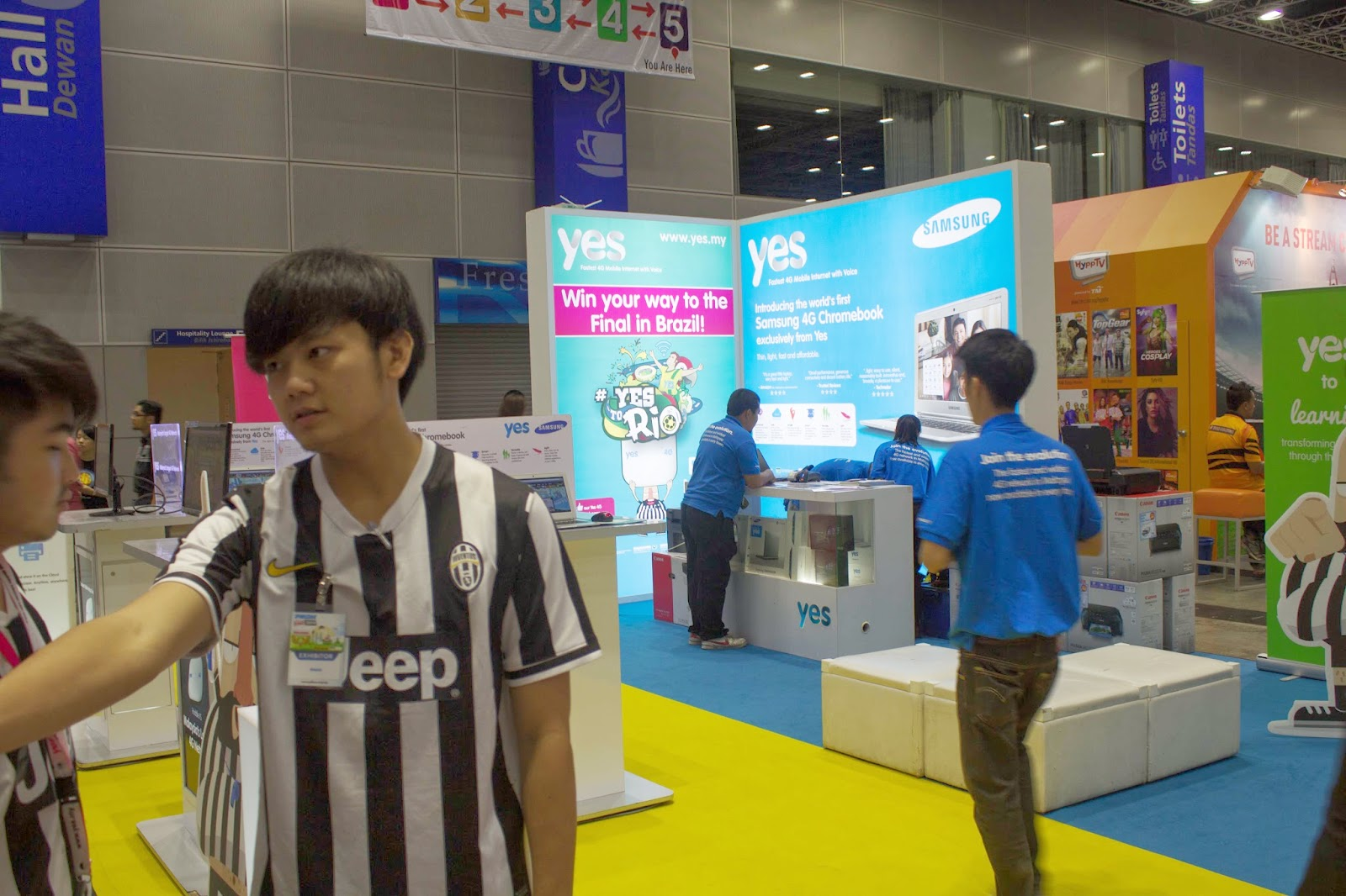 Coverage of PIKOM PC Fair 2014 @ Kuala Lumpur Convention Center 402