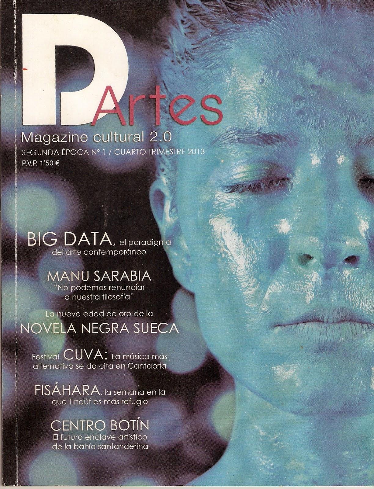 Salomé Guadalupe Ingelmo, Revista DArtes, Raquel Aguado, Libros de Salomé Guadalupe Ingelmo