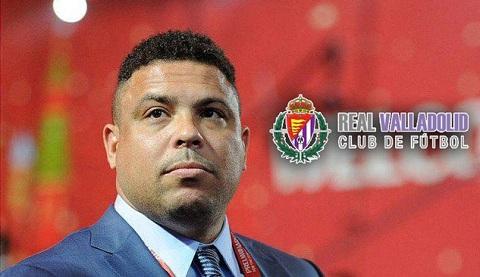 Valladolid và tham vọng của Ronaldo 'béo'