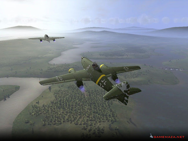 IL 2 Sturmovik Forgotten Battles Gameplay Screenshot 2