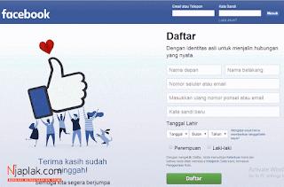 Begini Cara Membuat Akun Facebook Anda Selalu Aman