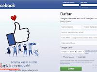 Begini Cara Membuat Akun Facebook Anda Aman dari Hacking