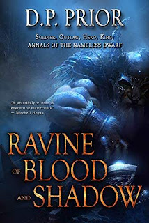 Ravine of Blood and Shadow - Fantasy book promotion service D.P. Prior