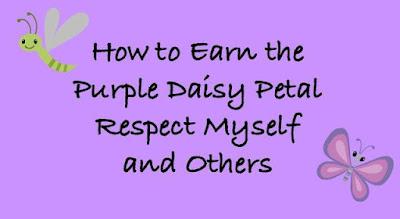 How to Earn the Purple Daisy Petal