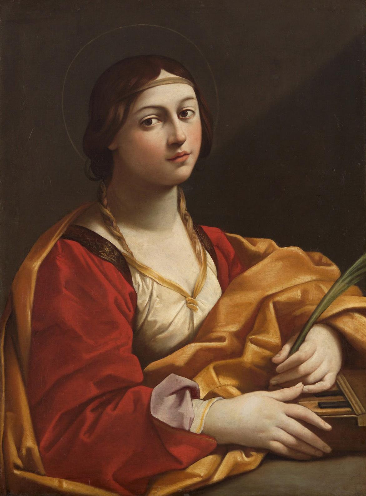 Guido Reni Saint Cecilia