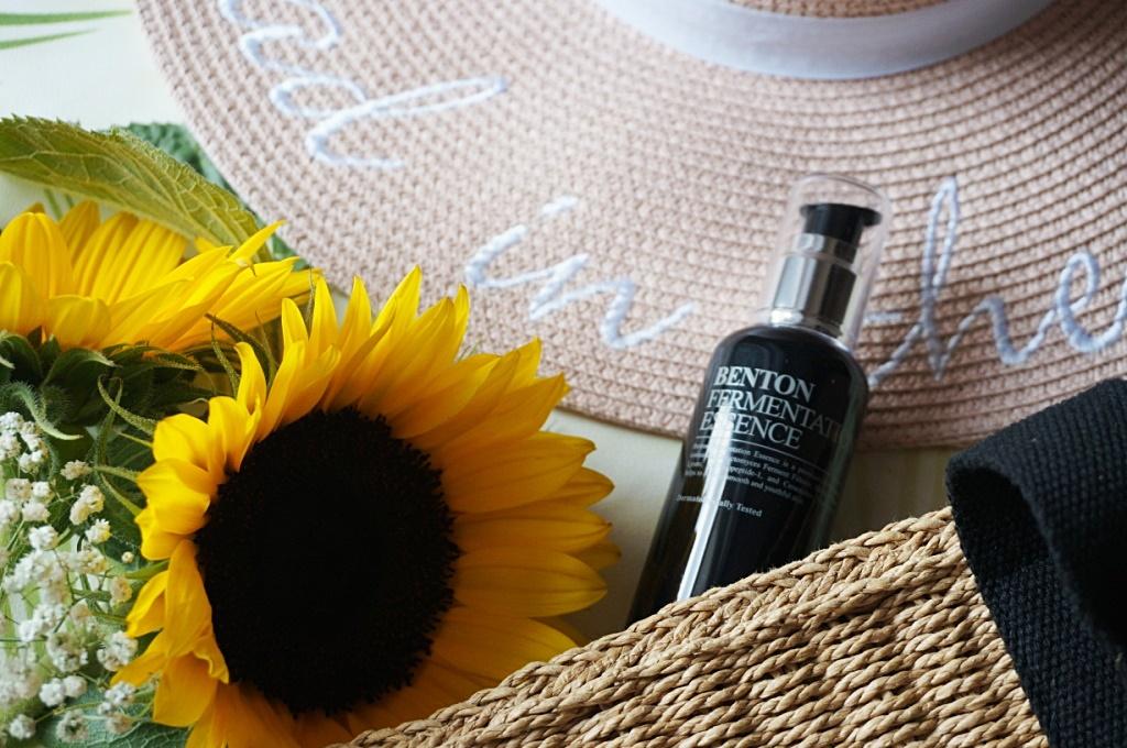 Benton Fermentation Essence pielęgnacja twarzy koreański kosmetyk