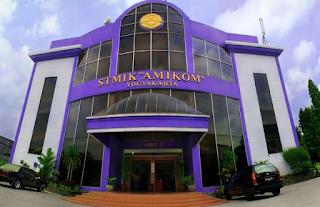 Universitas Swasta Terbaik Di Indonesia 2016 versi DIKTI - stmik amikom