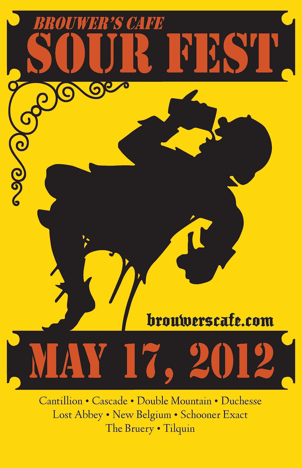 Seattle Beer Week!! – Brouwer's Cafe