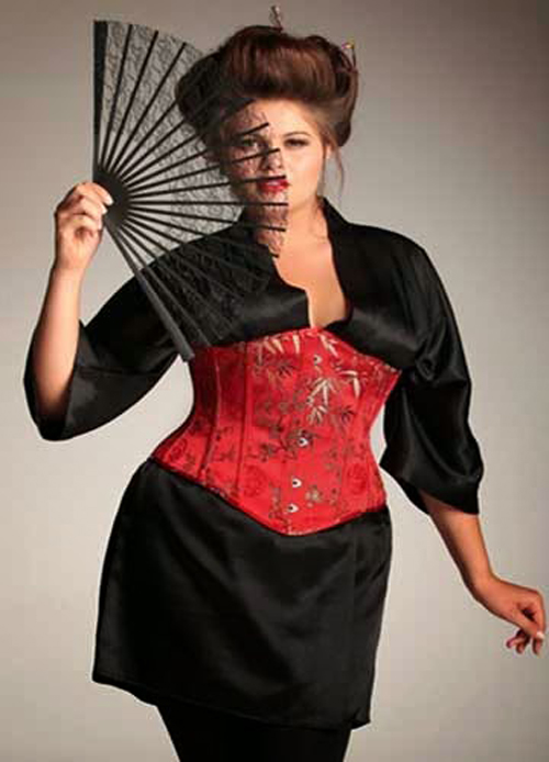 Disfraces halloween para mujer gorditas