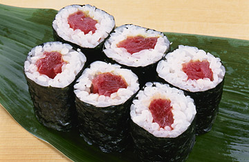 Tuna Sushi Roll Recipe |Japanese Food Recipes