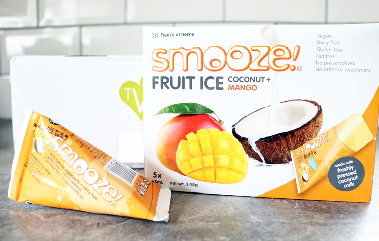 Smooze! Fruit Ice Coconut & Mango