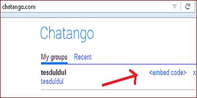 Cara Pasang dan Membuat Aplikasi Chat Box di Blog