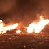 Prefeitura quer investigação para saber causa se incêndio em Lixão