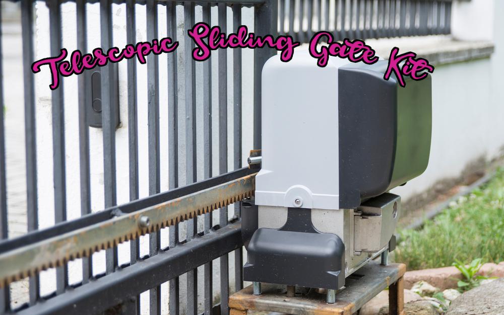 Telescopic Sliding Gate Kit