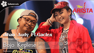 Lirik Lagu Bojo Keplese - Jihan Audy Ft. Gaclex
