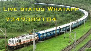 train live status status on whatsapp