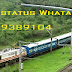 Railway information live from Whatsapp - Phone Reader Kashi