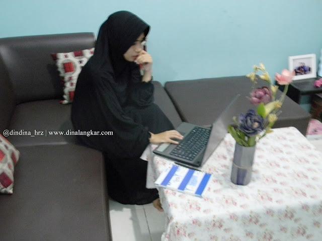 Ibu Rumah Tangga juga bisa jadi Blogger !