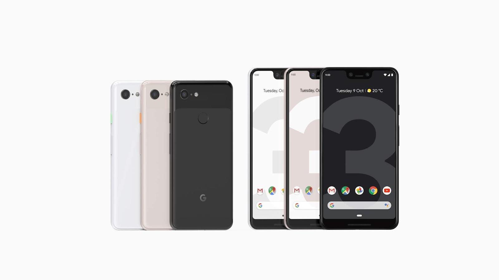 Google's new Pixel 3 ~ Android Coliseum