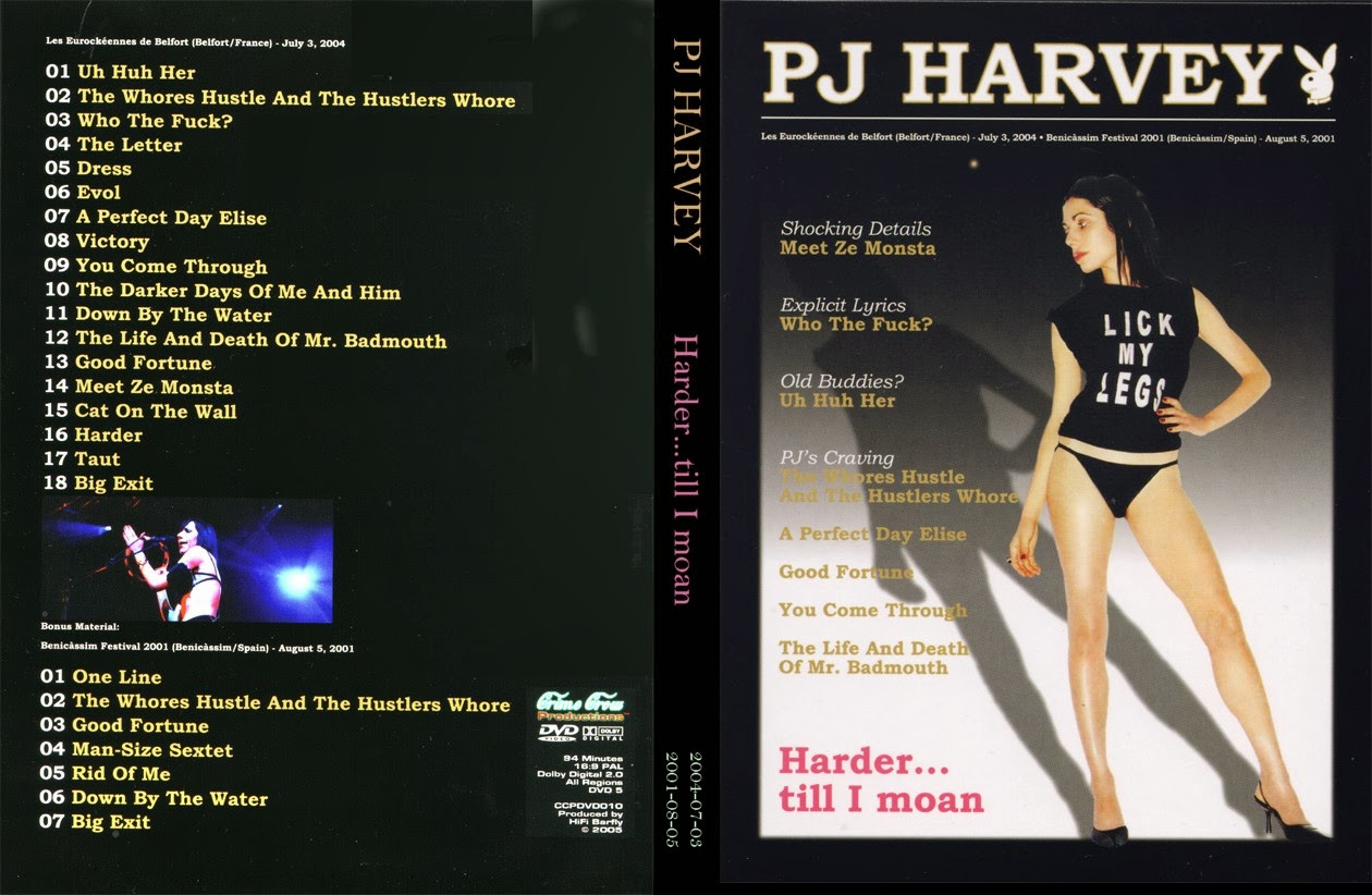 T.U.B.E.: PJ Harvey - 2004-07-03 - Belfort, FR (DVDfull pro-shot)