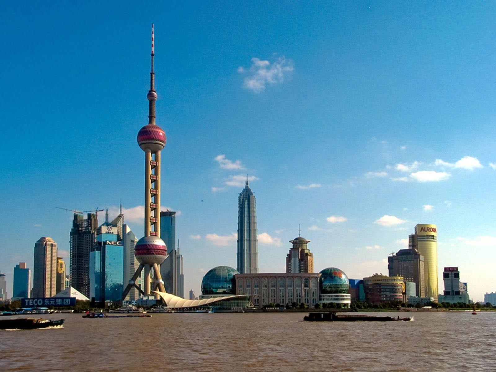 Skyline Car Wallpaper Hd Wallpapers China Shanghai Tv Tower Wallpapers