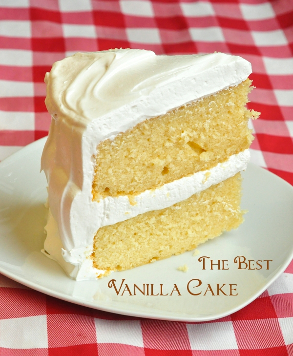 Vanilla Cake Recipe: Rock Recipes -The Best Food & Photos From My St. John's