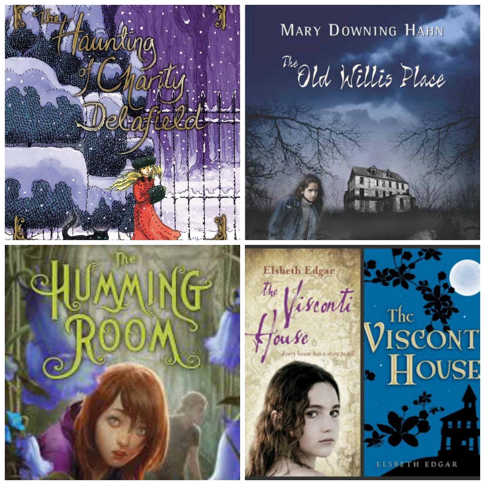 You Might Also Enjoy The Old Willis Place, The Visconti House, The Haunting  Of Charity Delafield And The Humming Room