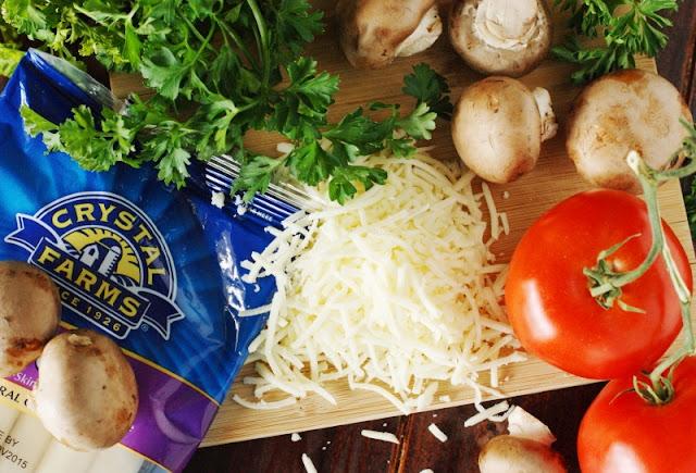 Italian Egg Casserole Ingredients