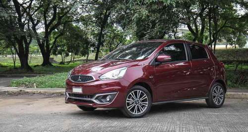 Hyundai Grand i10 vs New Mitsubishi Mirage