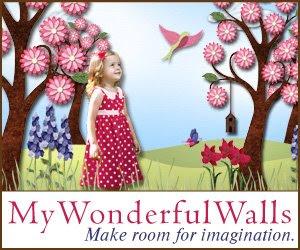 My Wonderful Walls Logo