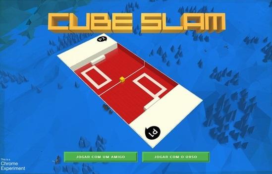 Jogo Cube Slam