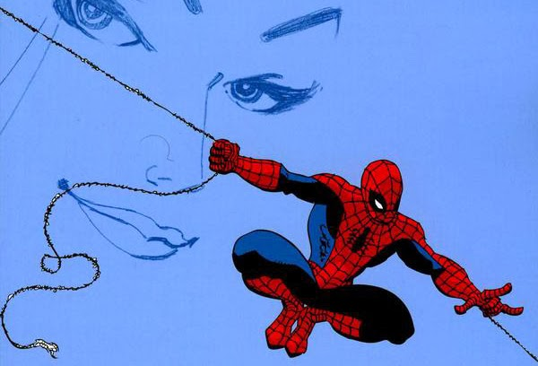 Resultado de imagen para Spiderman blue