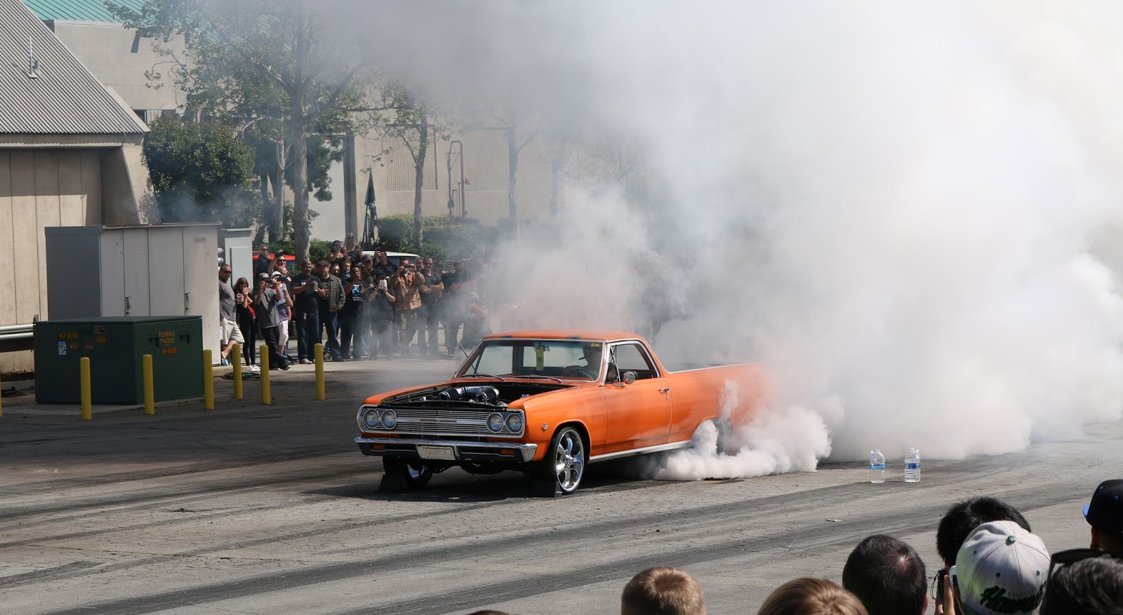 Covering Classic Cars : 3rd Annual Street Machine & Muscle Car ...