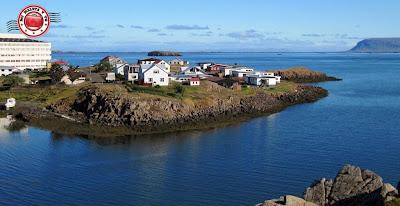 Stykkishólmur, Snæfellsnes, Islandia