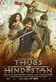 Watch Thugs of Hindostan Online Free 2018 Putlocker