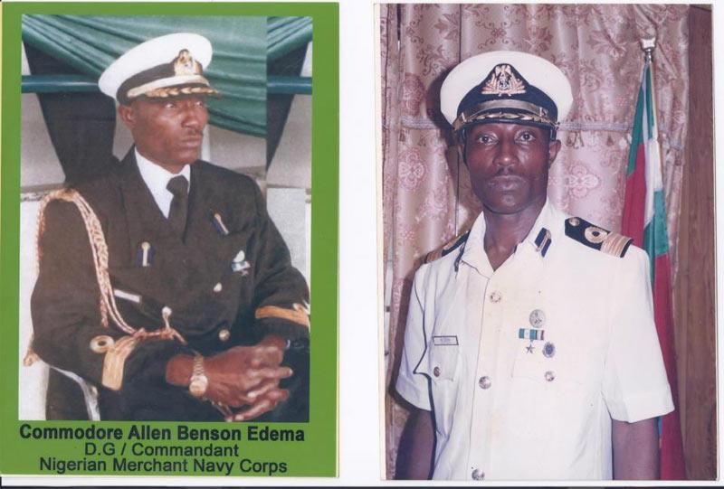 "Nigerian Navy ""arrests"" Nigerian Merchant Navy boss for wearing Navy camouflage"