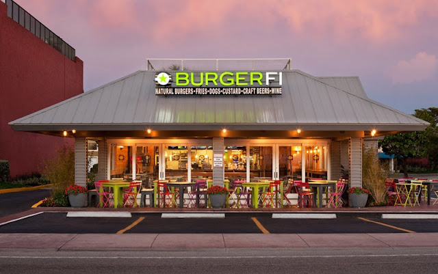 BurgerFi em Palm Beach