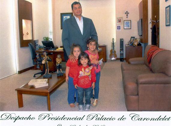 Gabriela Pazmiño estuvo a punto de perder la custodia de sus hijos